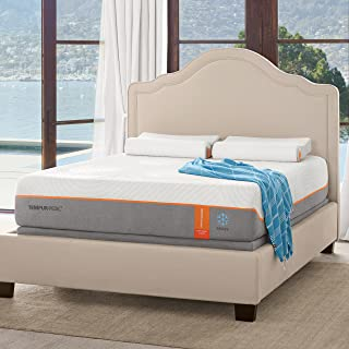 Tempur-Pedic TEMPUR-Contour Elite Breeze 12.5-Inch Firm Cooling Foam Mattress,