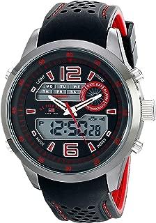 U.S. Polo Assn. Sport US9507 Analog-Digital Display Analog Quartz Two Tone Watch