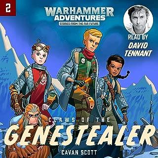 Warhammer Adventures: Claws of the Genestealer: Warped Galaxies, Book 2