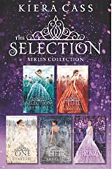 The Selection Series 5-Book Collection: The Selection, The Elite, The One, The Heir, The Crown Kindle Edition