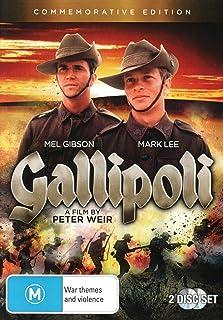 GALLIPOLI COMMEMORATIVE (2 DISC)
