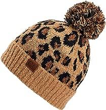 Best cc beanie leopard Reviews