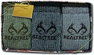 Men's Boot Socks Gift Box (3-Pair Pack)