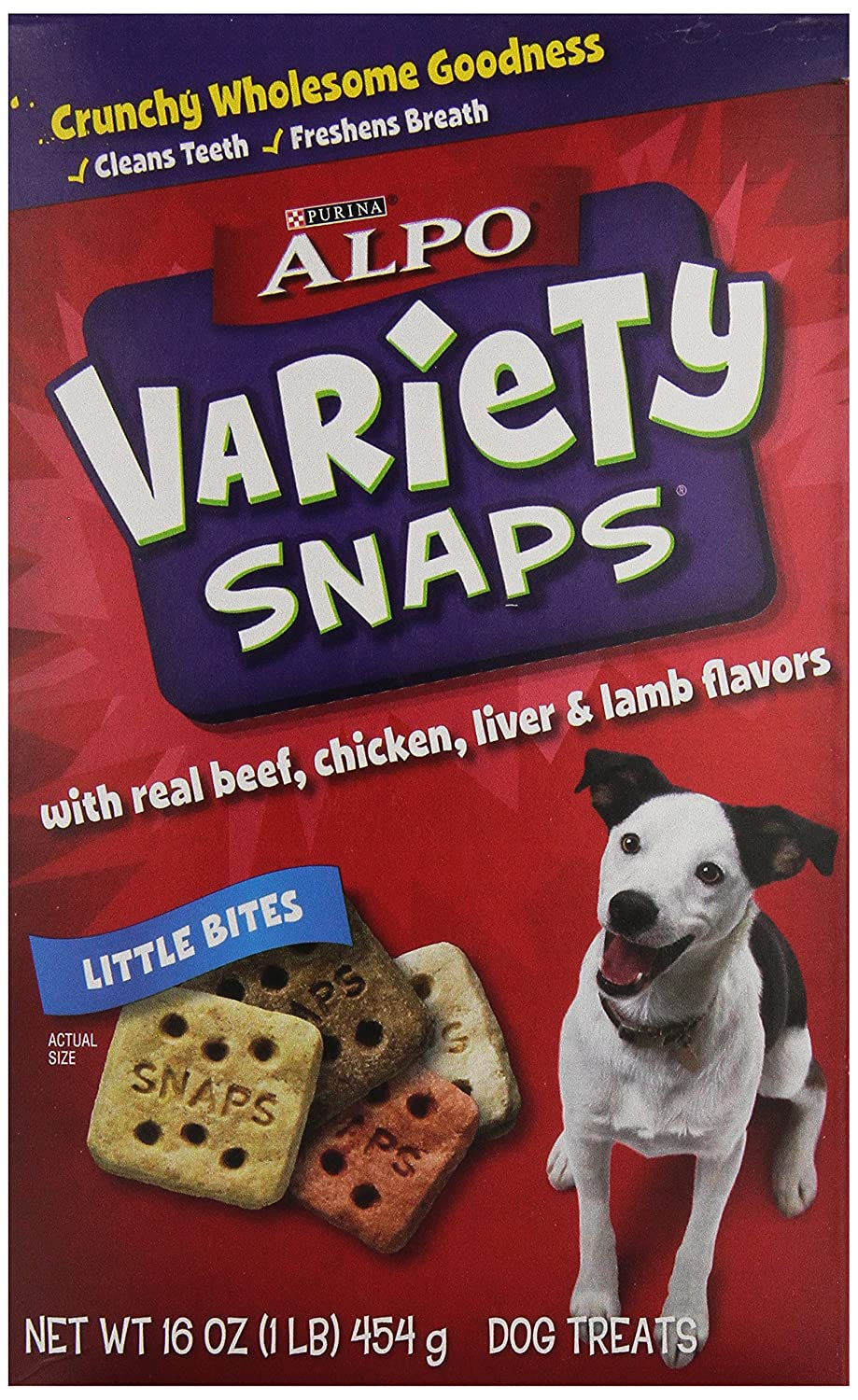 Alpo Snaps Dog Be super welcome Treats oz Pack Variety Ranking TOP16 16