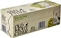 Old Mout Passion Kiwi and Lime Cider Cans (10 x 330ml)