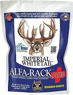 alfa rack food plot