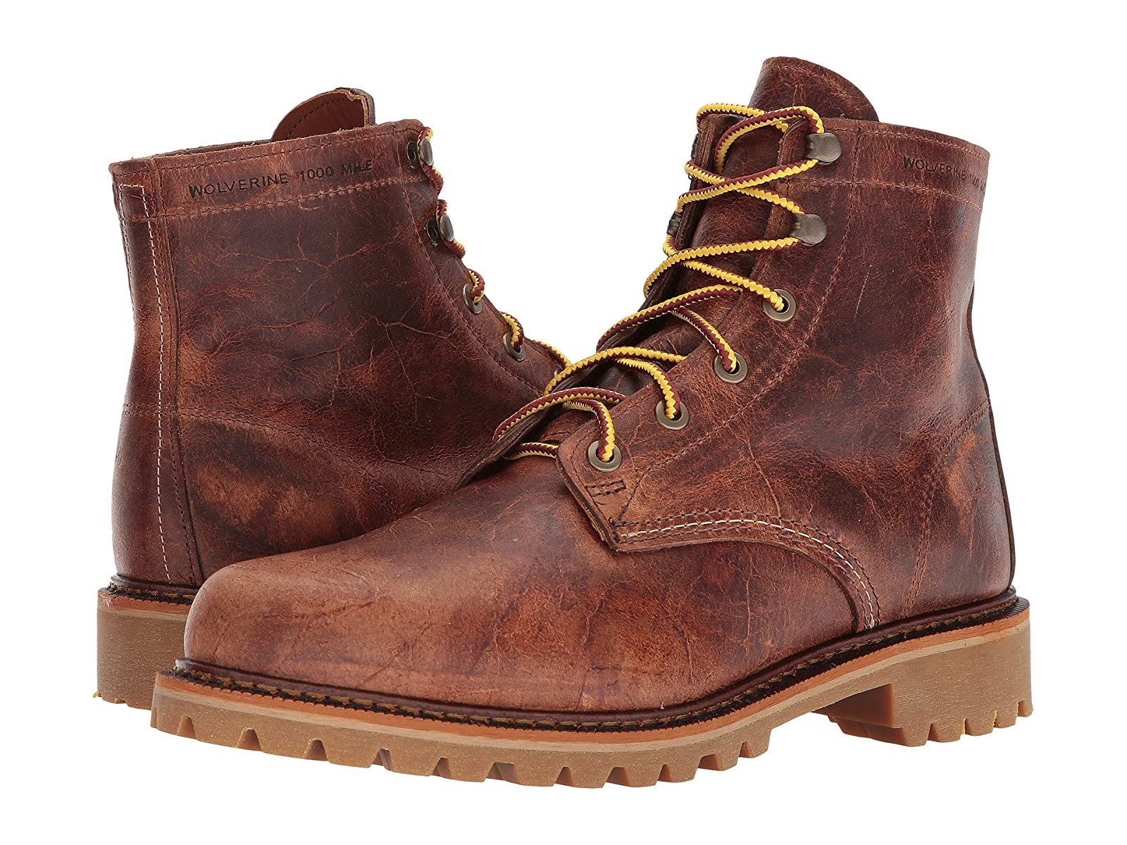 Wolverine DuvallEconomical and quality shoes