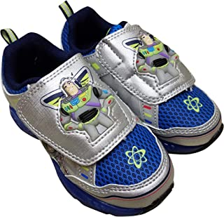 Buzz Lightyear Toy Story Sneaker Shoes for Boys