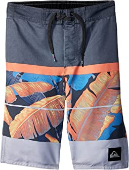Quiksilver Kids Slab Island Boardshorts (Big Kids)