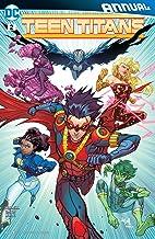 Teen Titans (2014-2016): Annual #2