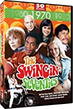 Swingin' Seventies - 50 Movie Pack: C.C. and Company - Evel Knievel - Get Christie Love! - A Real American Hero - The New Adventures of Heidi - The Borrowers - James Dean - Las Vegas Lady + 42 more!