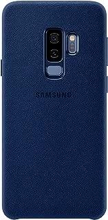Official OEM Samsung Galaxy S9+ Alcantara Cover (Blue)