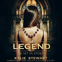 Set in Stone: The Legend Series, Book 1