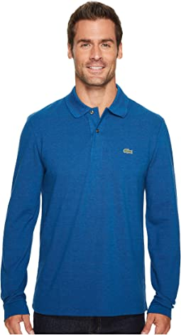 Lacoste - Long Sleeve Classic Chine Pique Polo