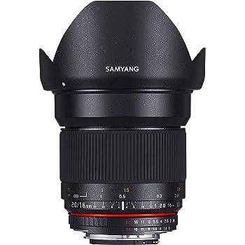 Samyang 16 mm F2.0 Lens for Sony-A