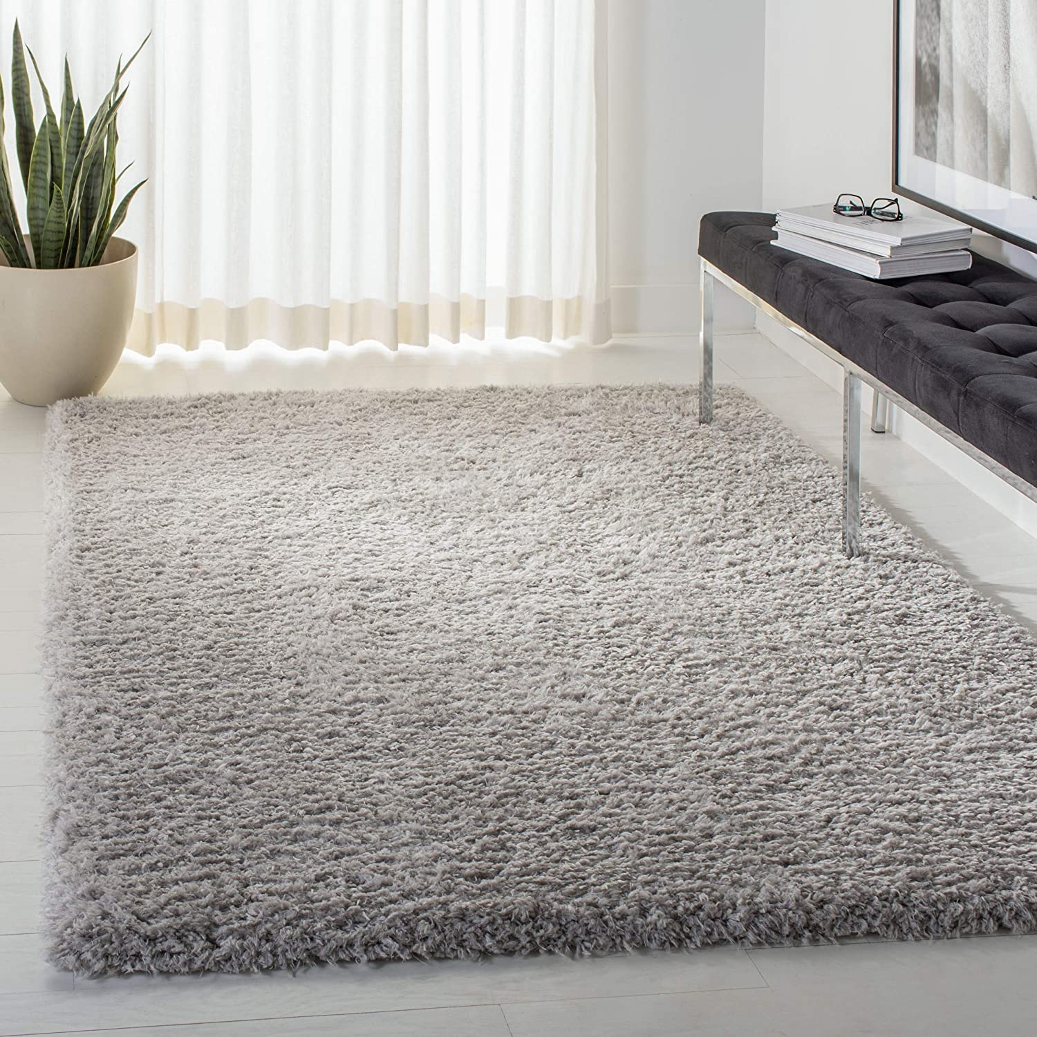Safavieh Flokati Collection FLK310F Store 2.3-inch 9' Area Kansas City Mall Thick Rug