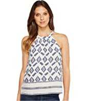 Lucky Brand - Diamond Halter Top