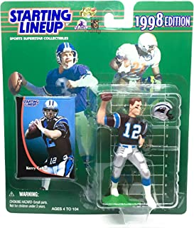 Starting Lineup Kerry Collins 1996 action figure