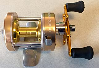 Ming Yang CL20 BAITCAST Panfish Reel 3.2:1 Gear Crappie Sunfish Walleye