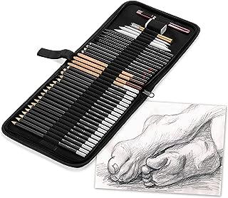 Best art supplies charcoal drawing Reviews