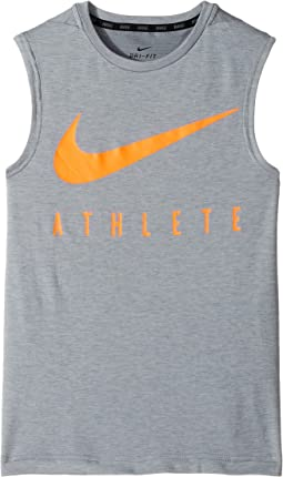 Nike Kids - Breathe Sleeveless Training Top (Little Kids/Big Kids)