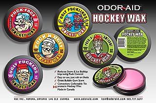 Odor-Aid Puck N' Awesome Hockey Stick Wax