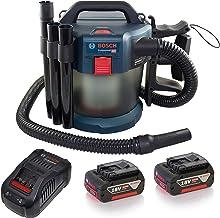 Bosch Professional 06019C6301 Aspirador, Azul/Transparente,