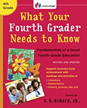 What Your Fourth Grader Needs to Know (Revised and Updated): Fundamentals of a Good Fourth-Grade Education (The Core Knowledge Series) PDF