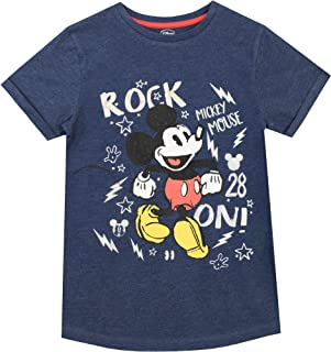 Boys' Mickey Mouse T-Shirt