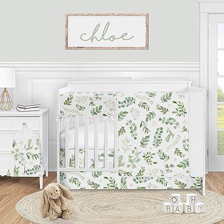 Changing Pad Covers Mini Crib Sheets  Nursery Bedding Crib Bedding Watercolor ORGANIC MINT Green Baby Bedding Green Fitted Crib Sheet