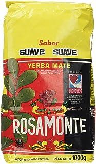 comprar comparacion Yerba mate Rosamonte Suave 1Kg