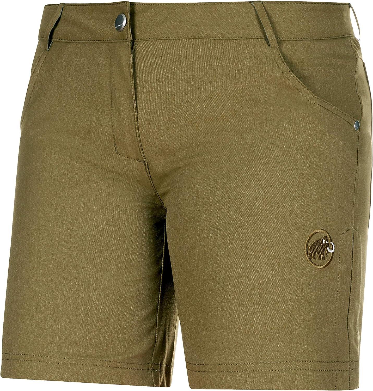 Mammut 102300030 Women's Massone Shorts