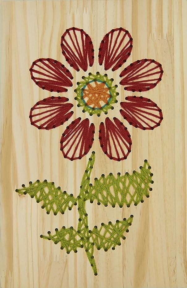 Dimensions Crafts 72-74211 Yarn Art Flower