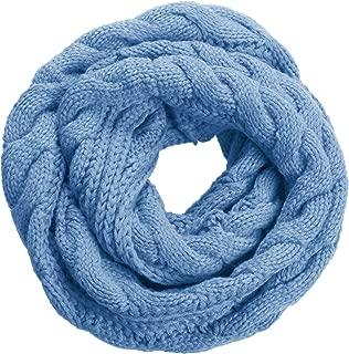 knit the sky scarf