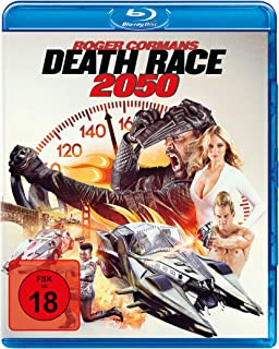 Death Race 2050 [Blu-ray]