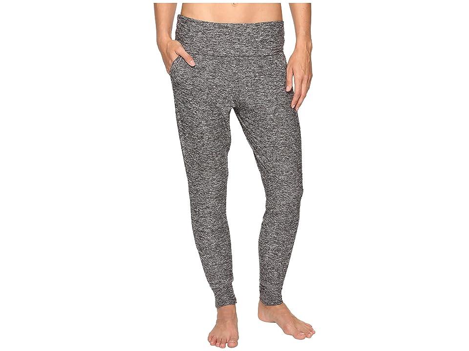 Beyond Yoga Everlasting Lightweight Sweatpants (Black/White) Women