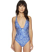 Nautica - Cottage Paisley One-Piece