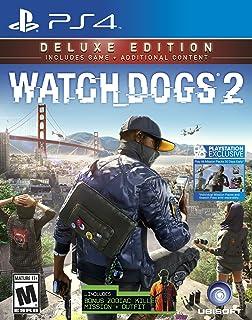 Ubisoft Watch Dogs 2 - PlayStation 4 ENG - Juego (De lujo, PlayStation 4, Acción / Aventura, M (Maduro), Inglés, Ubisoft Montreal)