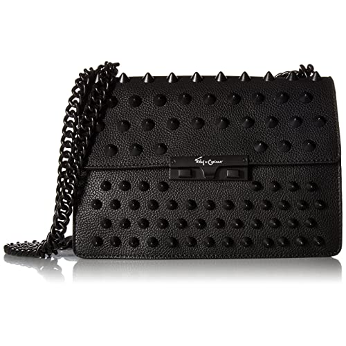 6177cb564 Foley + Corinna Skyline Bandit Drop Lock Crossbody Spikes