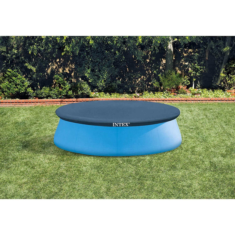 Intex - Funda piscina redonda 305cm: Amazon.es: Juguetes y juegos