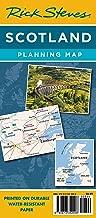 Rick Steves Scotland Planning Map: Including Edinburgh & Glasgow City Maps (Rick Steves Planning Maps)