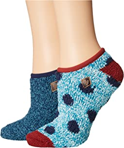 Sperry - Dots Cozy Liner with Gripper