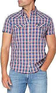 Wrangler Western Shirt Camicia Uomo