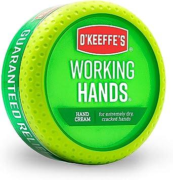O' Keeffe - Crema Mani Secche/Screpolate Uomo (100 ml)