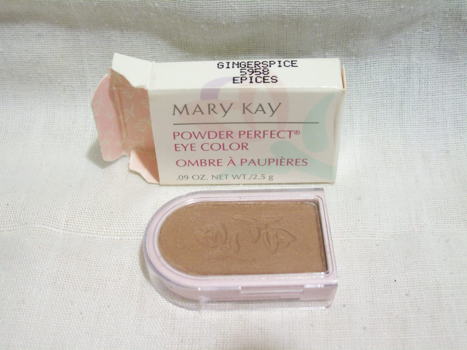 Mary Kay Sale Special Price Ranking TOP10 Powder Perfect Eye #5958 ~ Shadow Gingerspice Color