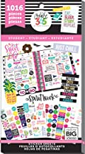 me & my BIG ideas PPSV-25-2048 The Happy Planner Value Pack Stickers, None