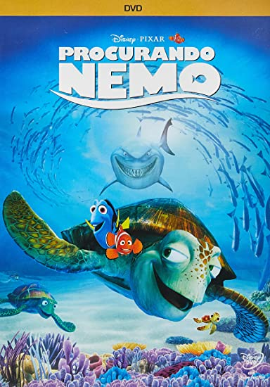 Procurando Nemo Dvd   Amazon.com.br