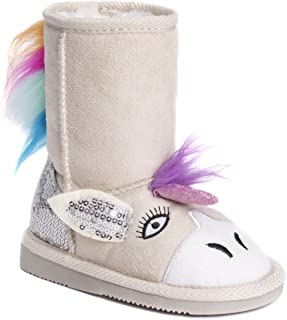 unicorn boots for toddlers