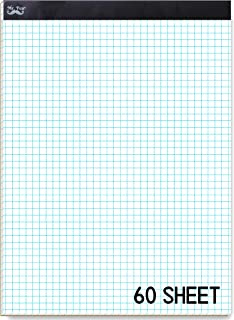 Mr. Pen- Engineering Paper, Graph Paper, 5x5 (5 Squares per inch), 8.5