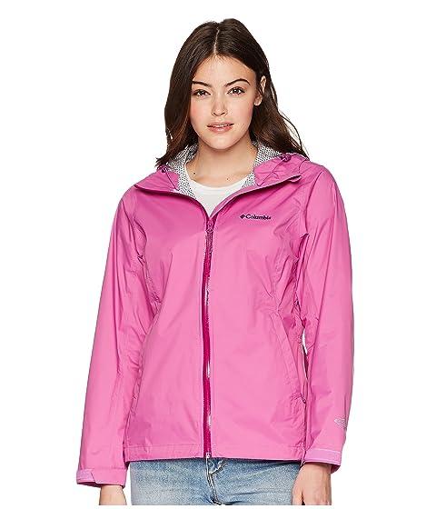 COLUMBIA Evapouration™ Jacket, Bright Lavender/Intense Violet